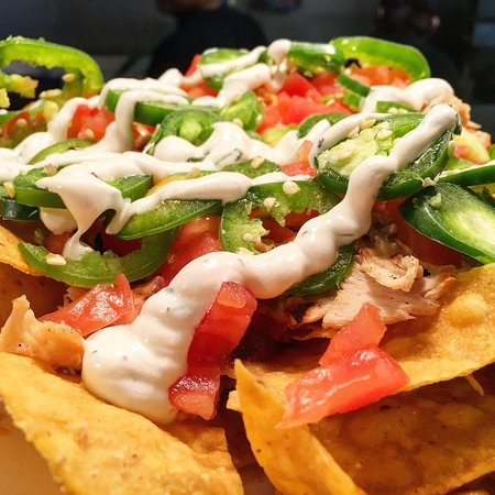 Murfreesboro, TN: Chicken Nachos