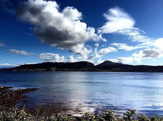 Longva, Norwegia: Utsikt