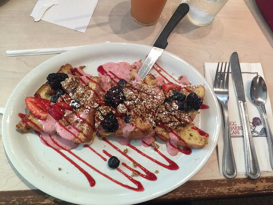 Johns Creek, GA: Summer in Italy french toast
