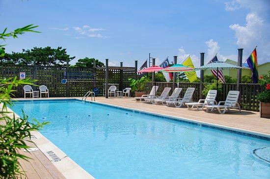First Colony Inn: Pool