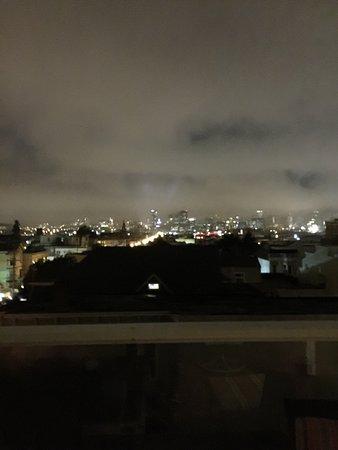 The Inn San Francisco: Great visual memories!