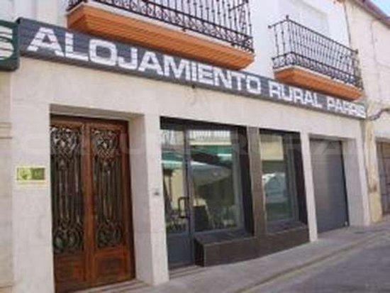Castellar de Santiago, Spanien: Restaurante y alojamiento rural