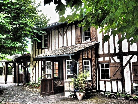 Magescq, Francia: l'entrée du restaurant