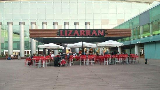 El Prat de Llobregat, Spain: Lizarran