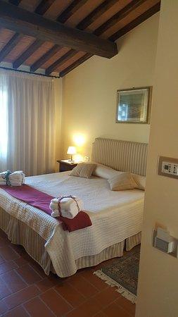 Montespertoli, إيطاليا: Habitación principal