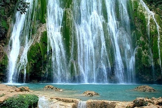 Водопад El Limon
