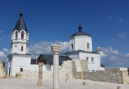 Bolgar, รัสเซีย: Церковь Успения Пресвятой Богородицы