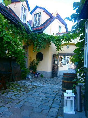 Thyrnau, Alemania: Really good wine and food