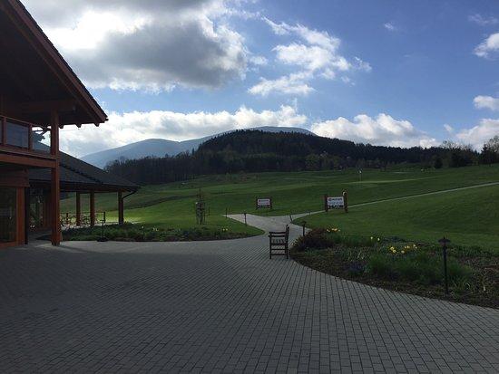 Ostravice, Repubblica Ceca: Golf