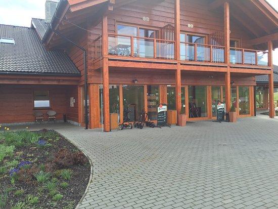 Ostravice, Repubblica Ceca: Club house