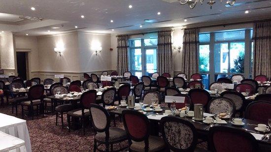 The Park Restaurant, Killarney, Ireland, July 2016