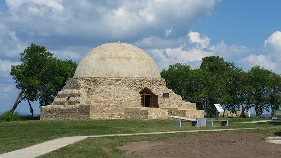 Bolgar, รัสเซีย: Северный мавзолей: