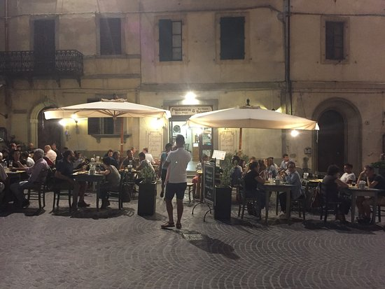 Citta di Castello, Italië: Very nice, simple, nice cosy atmosphere.