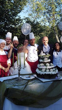 Soriso, Italien: Matrimonio 9 luglio 2016