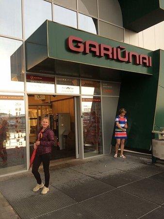 Gariunai Market: Рынок Гарюнай