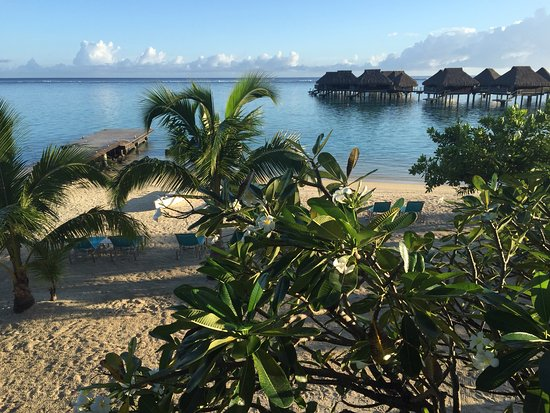 Hilton Moorea Lagoon Resort & Spa Photo