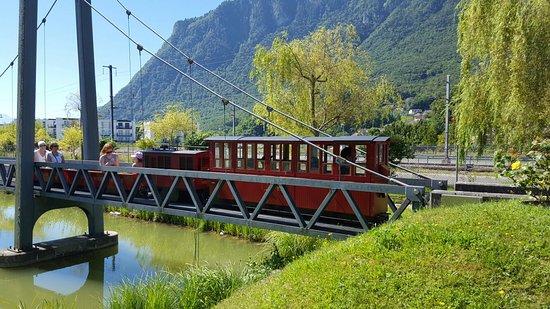 Swiss Vapeur Parc Fotografie