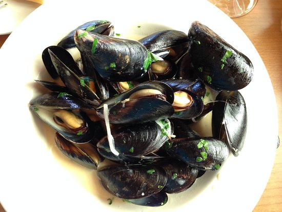 Roses Bakery Cafe: WONDERFUL MUSSELS