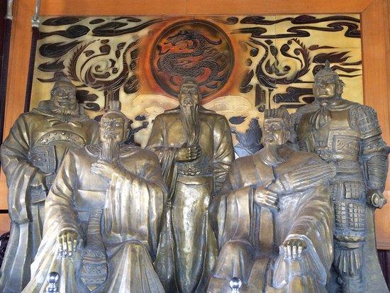 Jingzhou, Chine : Indrukwekend