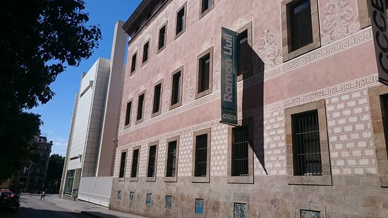 Center of Contemporary Culture of Barcelona (CCCB)