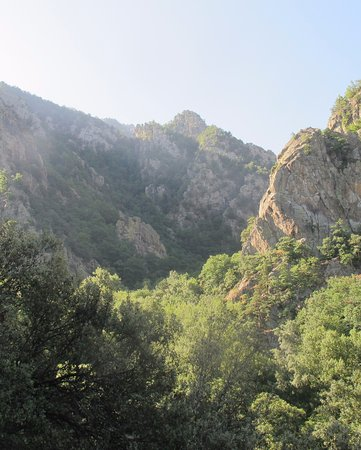 Casteil, Frankrig: entrada al valle
