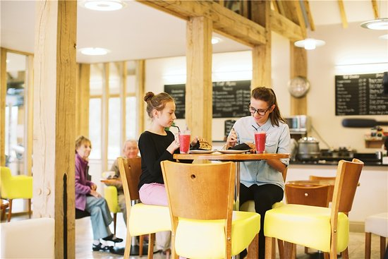 Wisbech, UK: Cafe Revive