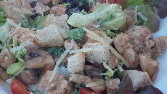Siegburg, Germania: Caesar's Salad
