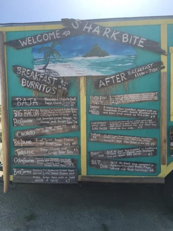 Shark Bite Beach Side