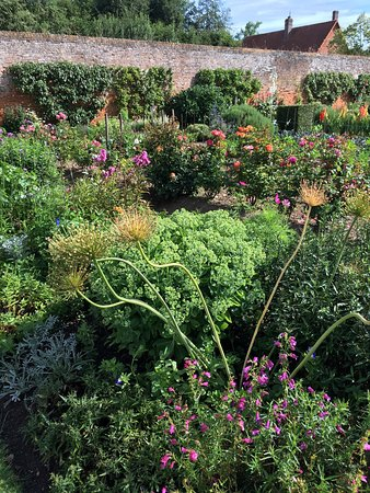 Seine-Maritime, Prancis: Le Jardin Potager de Miromesnil