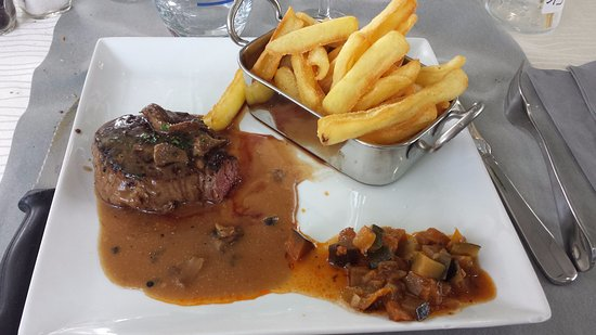Lure, Francja: FILET DE BOEUF