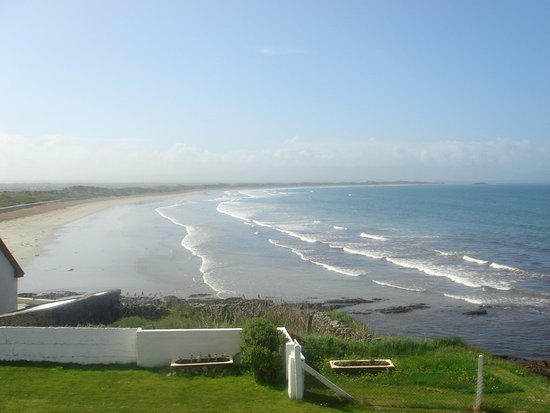 Ballyheigue, Irlanda: View from Dining room