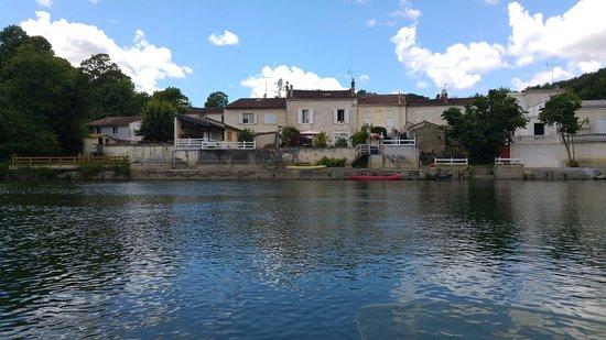 Saint Fort sur Gironde, Frankrike: 20160713_141205_large.jpg