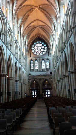 Truro, UK: Peaceful and impressive