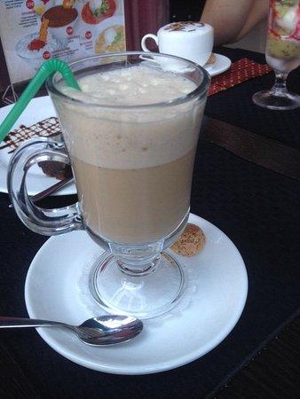 Magnitogorsk, Russia: Вялый раф -кофе