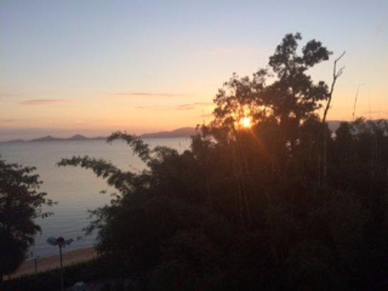 Brisamar Suite Hotel: Nascer do sol