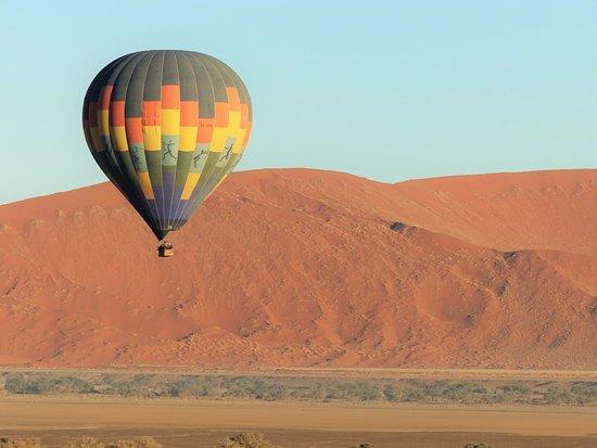 Sesriem, Namíbia: Wow!
