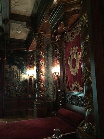 Vanderbilt Mansion National Historic Site: Master Bedroom, He Wanted An  Italian Inspired Room