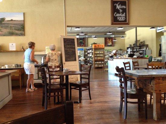 Burlington, CO: Inside of Essential Foods