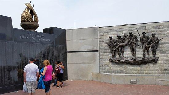 Somers Point, Нью-Джерси: Atlantic CIty Korean War Memorial
