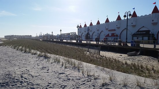 Somers Point, Нью-Джерси: Ocean City Boardwalk