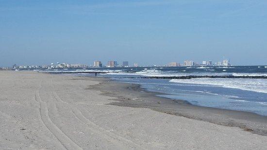 Somers Point, NJ: Ocean City North Street Beach