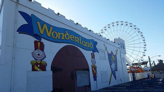 Somers Point, NJ: Ocean City Wonderland Pier
