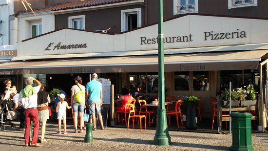 Pizzeria l 39 amarena les sables d 39 olonne photo de - Restaurant le port les sables d olonne ...