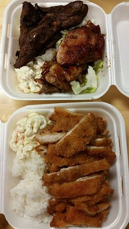 Provo, UT: L & L Hawaiin Barbecue