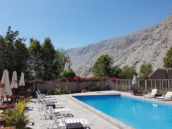 La Confianza Hotel - Lunahuana: Piscina