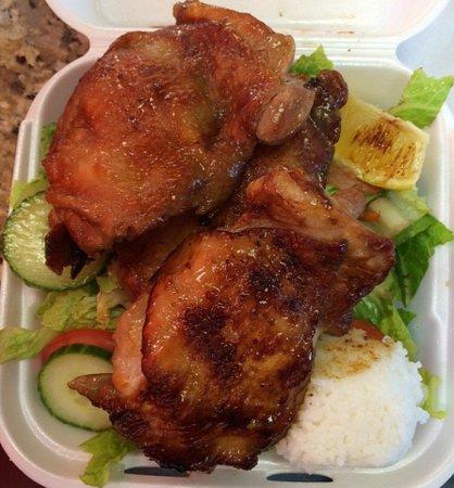 West Valley City, UT: L&L Hawaiian Barbecue