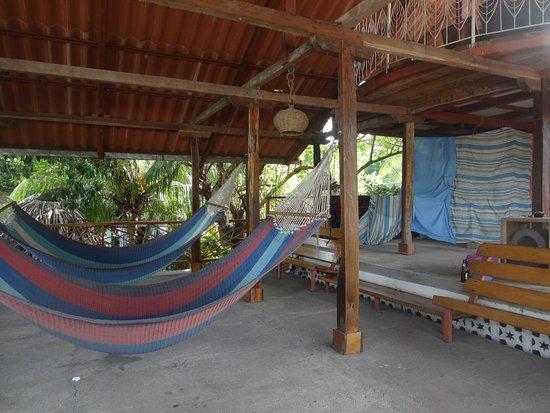 Moyogalpa, Nicarágua: common area