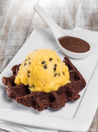 Cuordicrema: Waffle