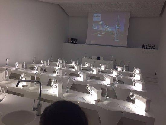 Barbastro, สเปน: sala catas