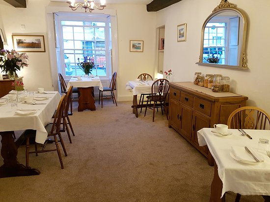 Brecon, UK: Breakfast Room
